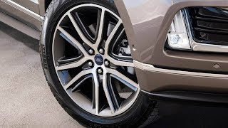 Ford Edge Titanium Elite Does Its Best Denali Impression | Car News 24h