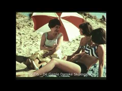Hold Da Helt Ferie 1965  Tur på stranden