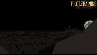 Pilot Training FlightPlane Simulator, Free SR-71 Trick | ROBLOX