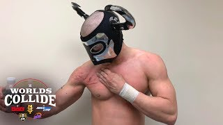Victorious but bruised, Ligero sounds off on Worlds Collide performance: Exclusive, April 17, 2019