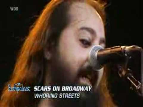 Scars on Broadway - Whoring Streets  Live From Area4