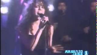 Mariah Carey 1st TV Appearance Vision Of Love Arsenio Hall