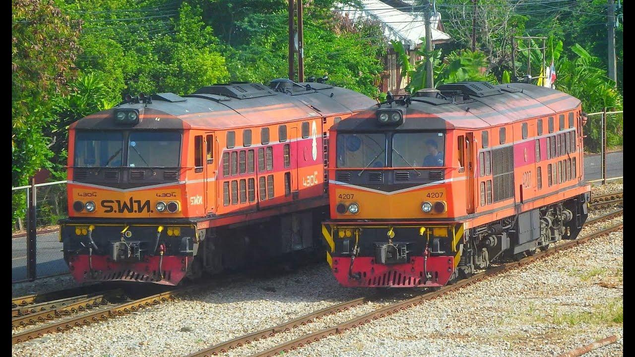 รถไฟไทย ; รวมคลิปรถไฟสวยๆ