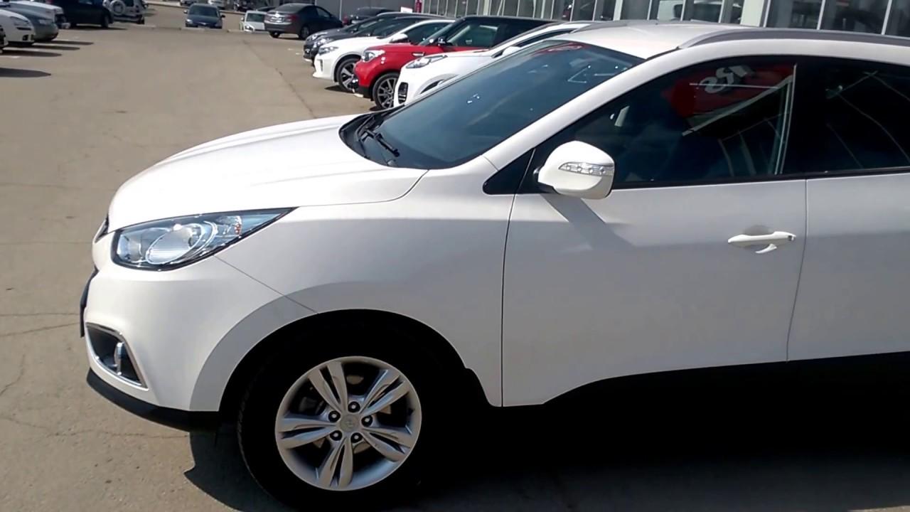 Купить Hyundai ix35 (Хендай Ай икс 35) 2012 г. с пробегом бу в .