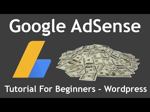 Tutorial: How To Place AdSense Ads On Your Website (Beginner's Guide) -  2017 Version