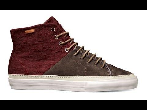 ce4b52abbe Shoe Review  Vans Vault Priz Hi Lace II LX (Dark Clay) - YouTube