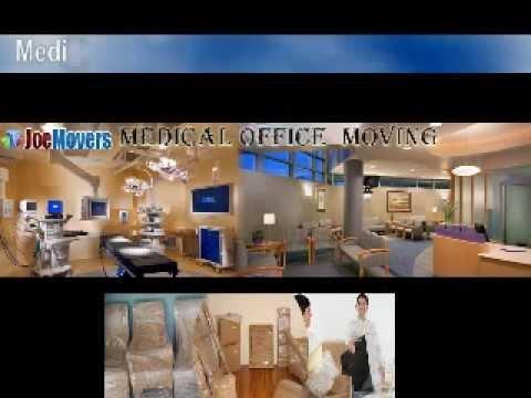 Joe Movers - Medical Equipment Movers - JoeMovers.com