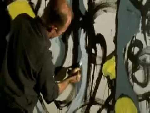 Pollock 2000  pintura, música e movimento