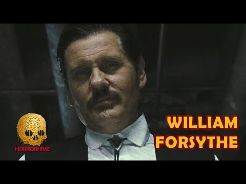 William Forsythe    HorrorHound 2016