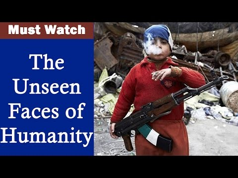 The Unseen Faces of Humanity | Like-Comment-Share
