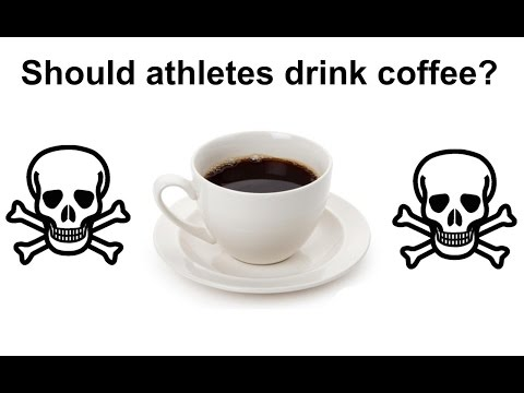 Should athletes drink coffee?