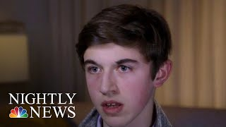 Exclusive: Teen At Center Of Protest: He Was Not Disrespectful To Native American | NBC Nightly News