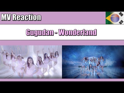 gugudan (구구단) - Wonderland | MV REACTION