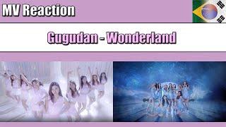 gugudan (구구단) - Wonderland | MV REACTION