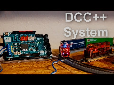 {HD} DCC++ System Review! The Cheapest DCC System Available??: Overview