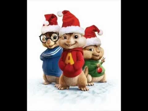 Alvin And The Chipmunks - Christmas Song - YouTube