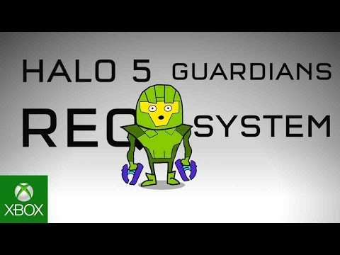 Halo 5 Mister Chief REQ System Tutorial