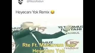 Heyecanı yok remix