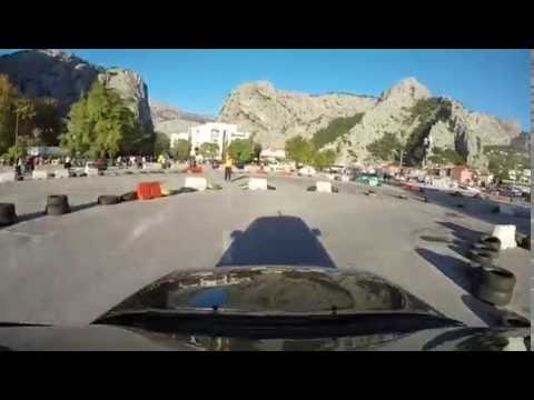 Lancia Dedra HF Turbo - Omis 2016