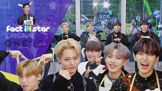 ONEUS the Sun is going down...No. ToMoons' heart is melting down - Fact iN Star