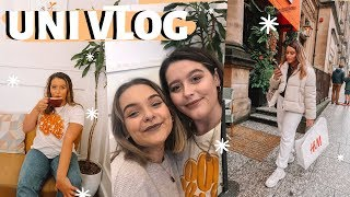Gambar cover UNI VLOG | Exploring Lincoln, Meeting An Internet Pal + A DAY IN NOTTS!!