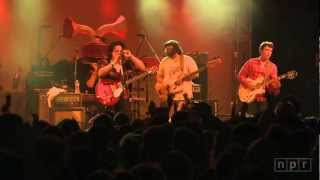 Alabama Shakes, Live In Concert: NPR Music