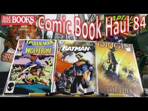 Half Price Books Comic Book Haul 84