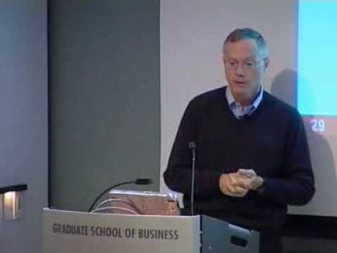 Entrepreneurship Conference 2006: Scott Cook
