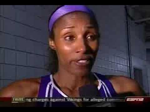 WNBA LA Vs Detroit - Fight - Parker & Pierson ESPN Game Wrap