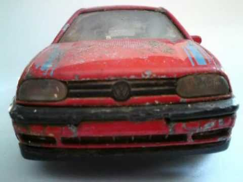 vw golf iii 20 jahre gti 1 34welly youtube. Black Bedroom Furniture Sets. Home Design Ideas