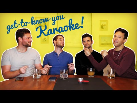 GET TO KNOW YOU KARAOKE feat. TAYLOR FREY & KYLE DEAN MASSEY | Dads Not Daddies