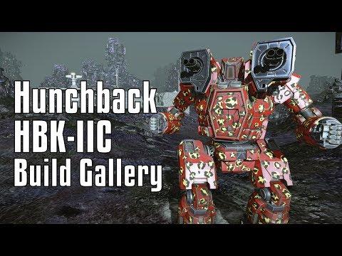 Hunchback IIC Multi-Guide: A Guide to HBK-IIC Meta Builds - MechWarrior Online