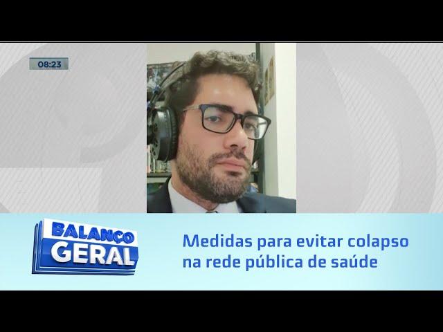 Arapiraca: Ministério Público recomenda medidas para evitar colapso na rede pública de saúde