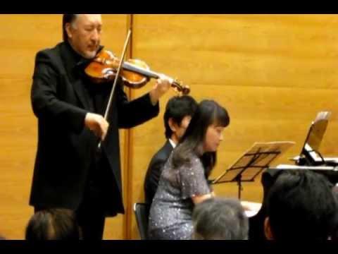 Schon Rosmarin / Kreisler 美しきロスマリン クライスラー Violin 篠崎史紀