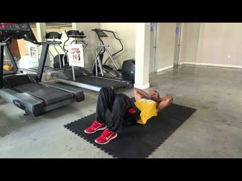 What Exercises Reduce Midriffs : Senior Fitness