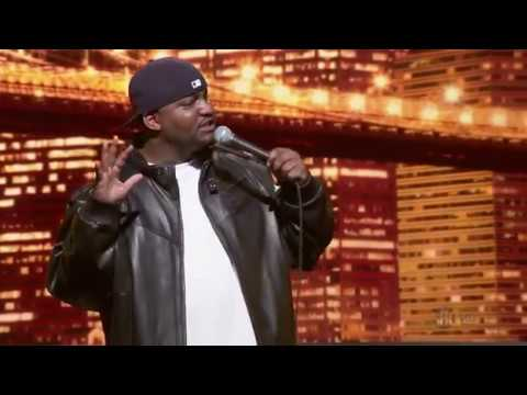 Aries Spears  Hollywood look I'm smiling  full length UNCENSORED