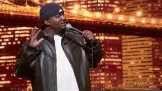 Aries Spears - Hollywood look I'm smiling
