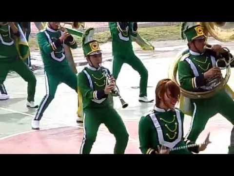 Tunog Mindoro Brass Band Competition - Divine Word College of Calapan ( CHAMPION)