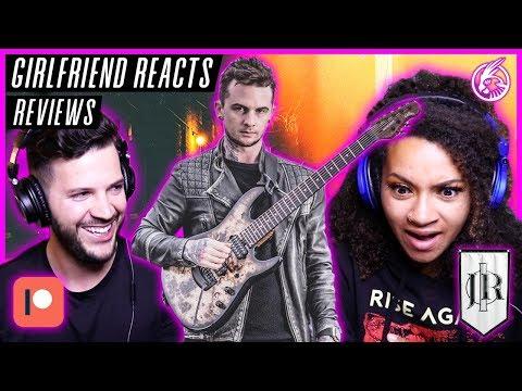 "GIRLFRIEND REACTS - Jason Richardson ""Tendinitis"" - REACTION / REVIEW (Patreon Request)"