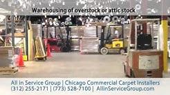 Commercial Carpet Installation | Industrial Carpet Installation - Chicago