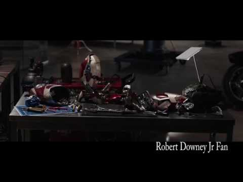 IRON MAN 3 /Robert Downey Jr / Jingle Bells ♡