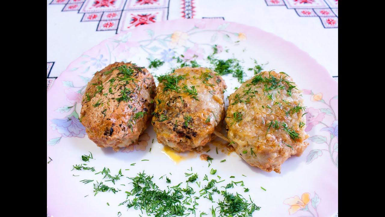 Мясо капустные котлеты рецепт