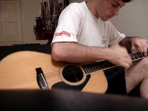 Andy Mckee - Drifting cover by Miles Devlin
