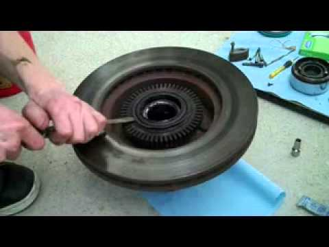 Ford Bronco Spindle Bearings And Seals Replacement Part 2