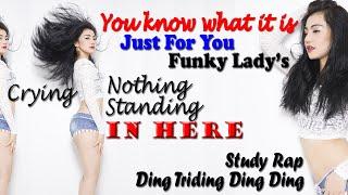 Ting Ting  👀 ( Lyric / Lirik Video)    Study Rap