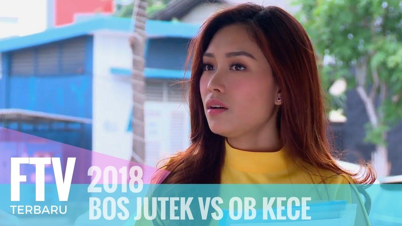 Download FTV Marcell Darwin & Luthya Sury - Bos Jutek VS OB Kece