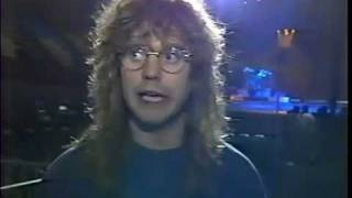 Rare Rick Savage Interview Duluth, MN 1992 - RockBrigadeForum.com