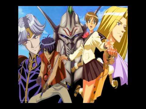 The Vision Of Escaflowne OST - Cradle Song