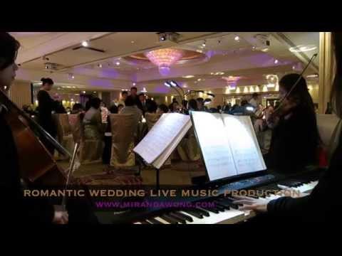 Korean Drama OST - Hong Kong Wedding Band @ Langham Hotel (Violin + Piano + Cello) - 香港婚禮樂隊