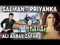 Salman Khan Priyanka Chopra in Bharat Movie - Salman Khan Film Bharat First Look Out Priyanka Chopra